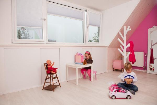 Caravan Met Kinderkamer : Ervaring een ruime kinderkamer met lofta ...